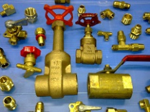 Types of Brass Fittings